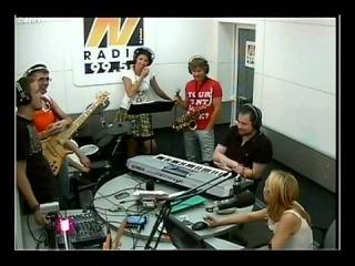 Alex Band+Tanya Gulyaeva NN Radio