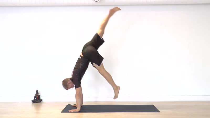 Sebastian Brosche Handstand for Beginners Yoga Class Yoga for BJJ 48 Hour Lockdown Exclusive