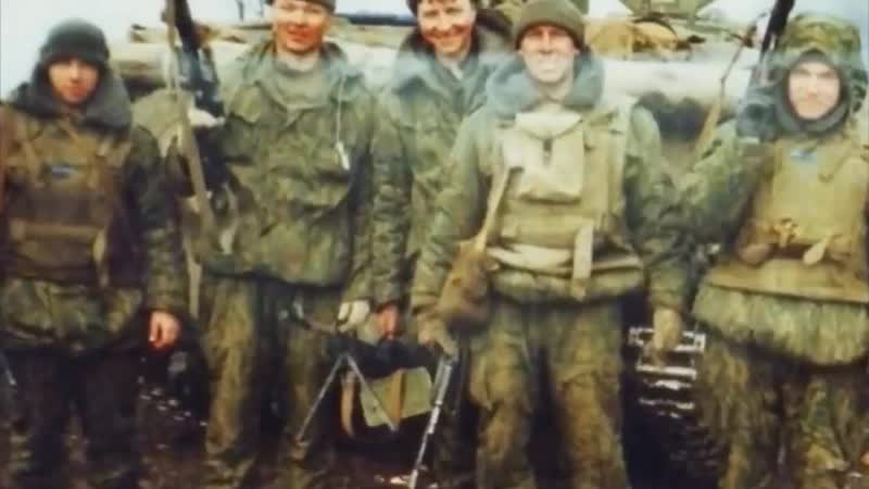 Воспоминания капитана Шатохина 245 й гвардейский мотострелковый полк в Чечне В