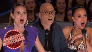 MAGICAL Moments On America's Got Talent - America's BEST Magicians | Amazing Auditions