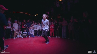 Ермак vs Boris | 1/8 Final | Hip-Hop Kids | LEVEL BATTLE