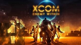 🔴СТРИМ-XCOM: Enemy Unknown(Enemy Within) - Безумная сложность - Прохождение #1 Отторжение