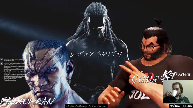 Tekken 7 | Season Pass 3 | Leroy YES