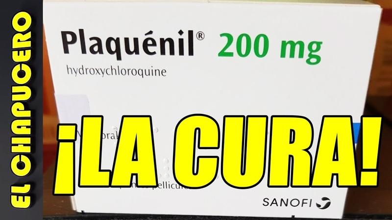 ¡Encuentran la cura Medicamento que cuesta 25 USD mata al virus en 3 días