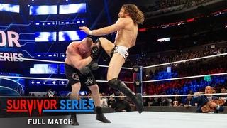[#My1] FULL MATCH - Daniel Bryan vs. Brock Lesnar – Champion vs. Champion Match: Survivor Series 2018