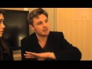 Interview w/ Michael Pitt and Aberges Frisbey on iOrigins