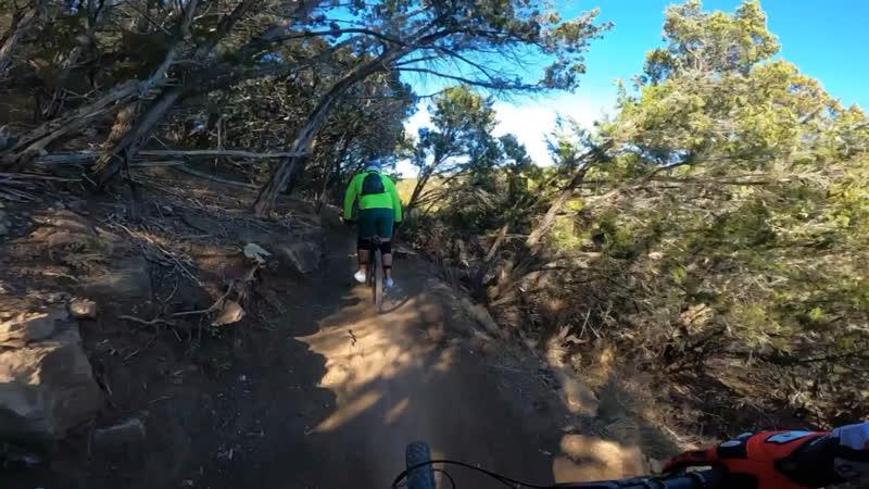 Spider mountain downhill