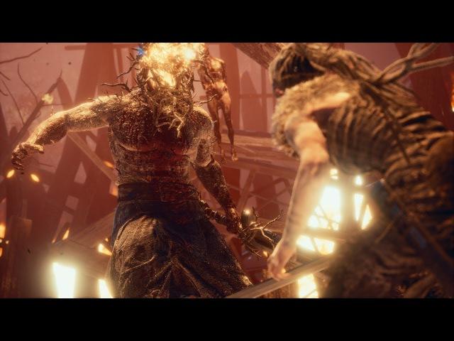Hellblade Senua's Sacrifice Ragnarok Trailer PS4 PC