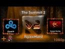 The Summit 2: Cloud 9 vs KPG, русские комментаторы, 30.10.2014