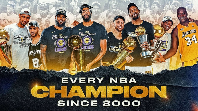 EVERY NBA Champion Since 2000 🏆