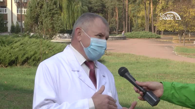 Інтервю з директором Славутицької міської лікарні про різкий ріст захворюваності на COVID 19