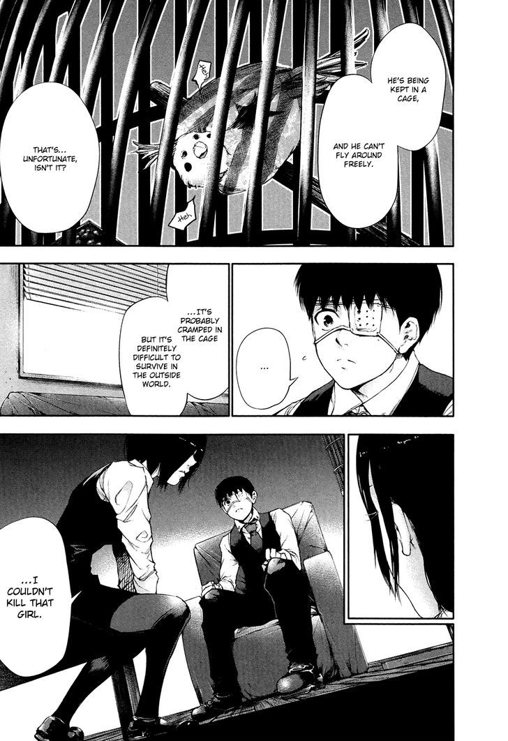 Tokyo Ghoul, Vol.6 Chapter 49 Caged Bird, image #15