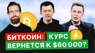 Криптоактивы Илона Маска, биткоин в Twitter, проблемы Tether и оптимизм Binance  новости криптовалют
