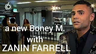 NEW BONEY M. GROUP with ZANIN FARRELL (son of BOBBY FARRELL)    dutch tv october 2020   HQ,720 p.