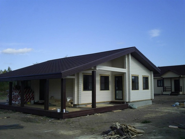 Проект дома 100 кв.м.
