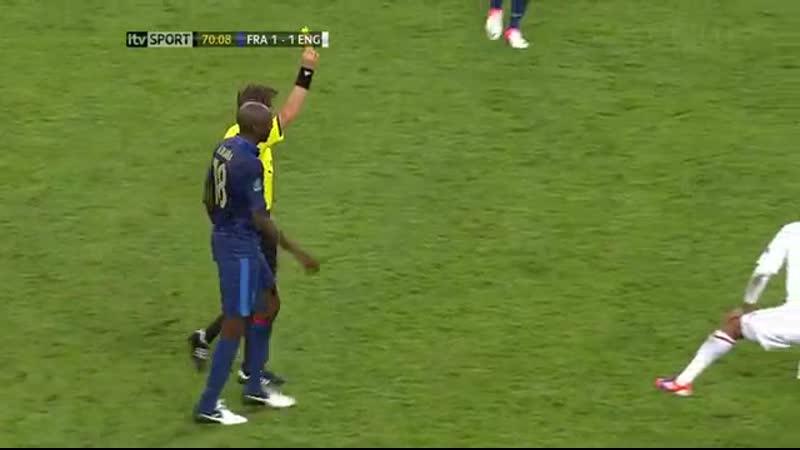 UEFA Euro 2012 - Game 7 - Group stage (Group D) - France vs England (11 June 2012)