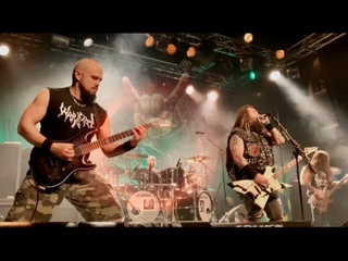 Max & Igor Cavalera - Concert  Full Show Norway - Return Beneath Arise - Blackie Davidson