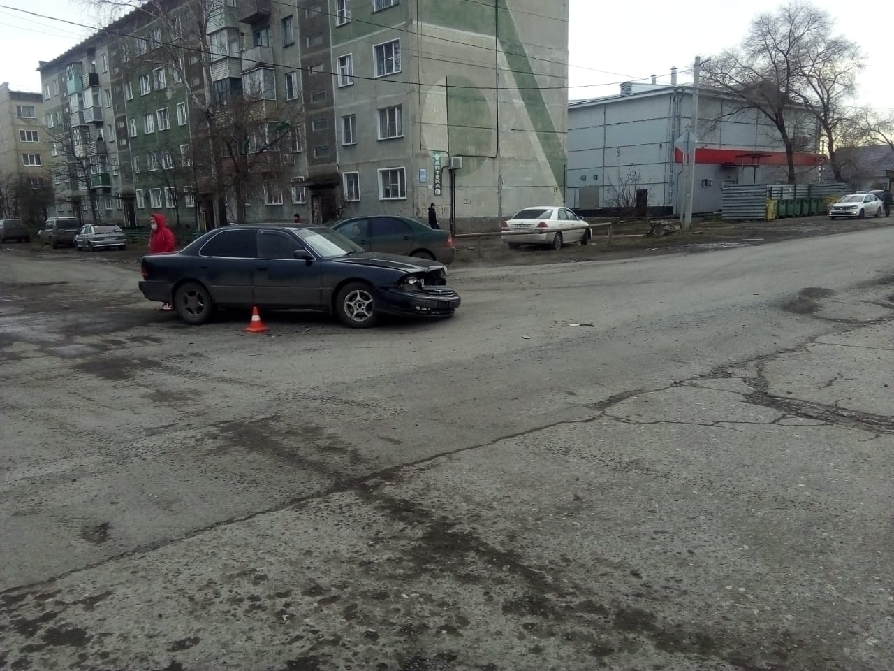 7 ДТП произошло в Куйбышевском районе с 03 по 09 ноября, и?