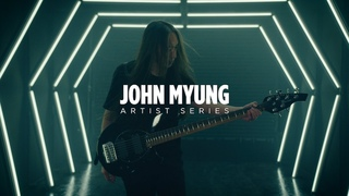 Ernie Ball Music Man: John Myung Demos his Artist Series Bongo Six String Bass