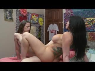 Jillian Janson and Romi Rain [Lesbian]