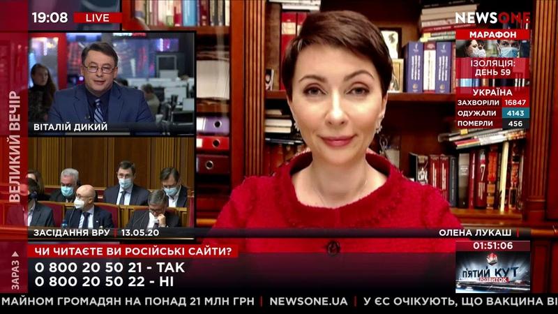 В Украине нет такого понятия как государственная тайна Лукаш