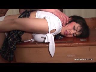 Трахает пухлую школьницу ( в униформе schoolgirl uniform teacher сосет старые и молодые)