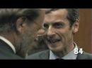Peter Capaldi The new Doctor Number of f words used by Malcolm Tucker in the film In The Loop