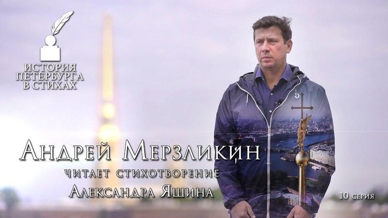 Андрей Мерзликин История Петербурга в стихах 10 серия