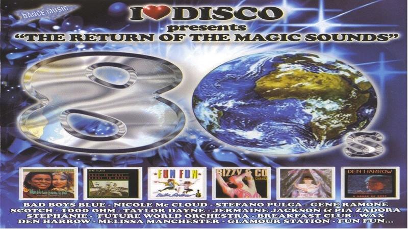 I Love Disco 80's Vol 1 Disco 2