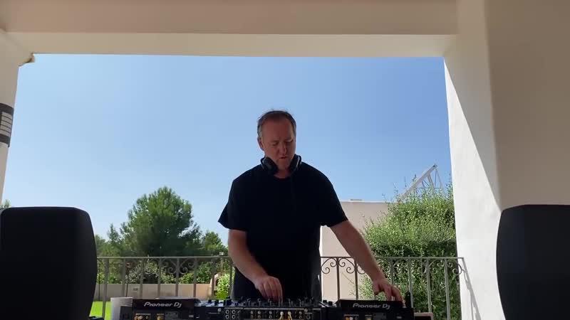 Sasha Live @ Desert Hearts Twitch x DJ Three Hallucienda Takeover 21 09 2020