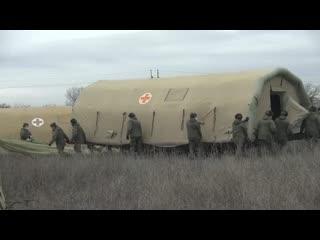 Коронавирус в Крыму: военный госпиталь в Ялте принял первых пациентов, власти ужесточили ограничения