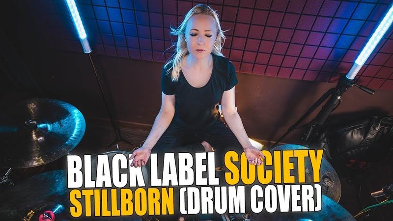 BLACK LABEL SOCIETY - Stillborn (Drum Cover)