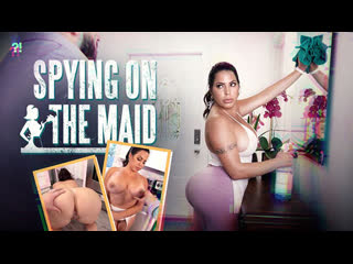 [AdultTime] Julianna Vega - Spying On The Maid NewPorn