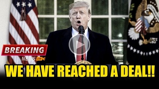 FINALLY!! Trump Just STUNS The WORLD With HUGE BOMBSHELL ANNOUNCEMENT Over GOVT SHUTDOWN! (VIDEO)