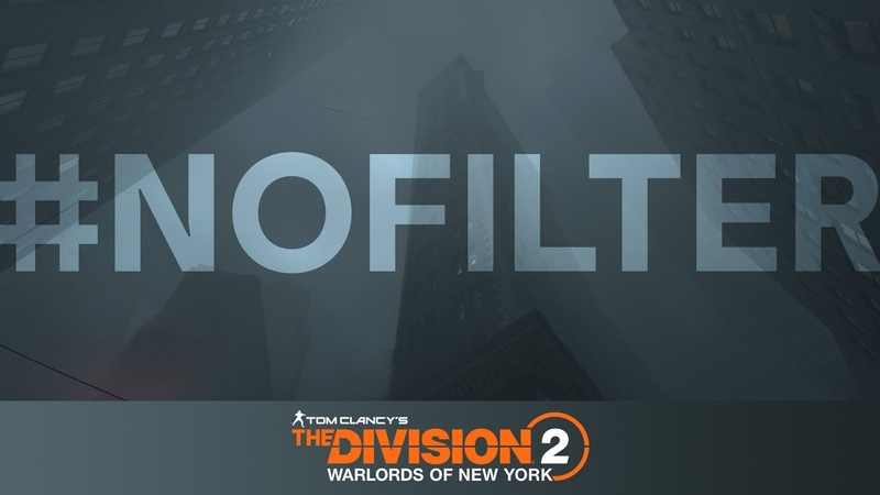 NoFilter - The Division 2 Warlords of New York - NGON