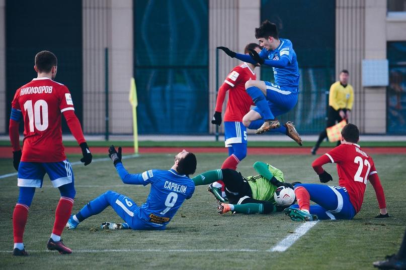 ФНЛ. 17-й тур. «СКА-Хабаровск» – «Чертаново»: перед матчем, изображение №7