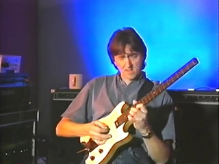 Allan Holdsworth Group - REH Video Entire Performance (1992)