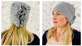 🔥🔥🔥 AMAZING EASY TO MAKE A WINTER HAT FOR WOMEN AND ONLY FOR 10 MINUTES