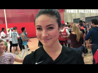 Top 10 most beautiful volleyball players 2018 (hd)
