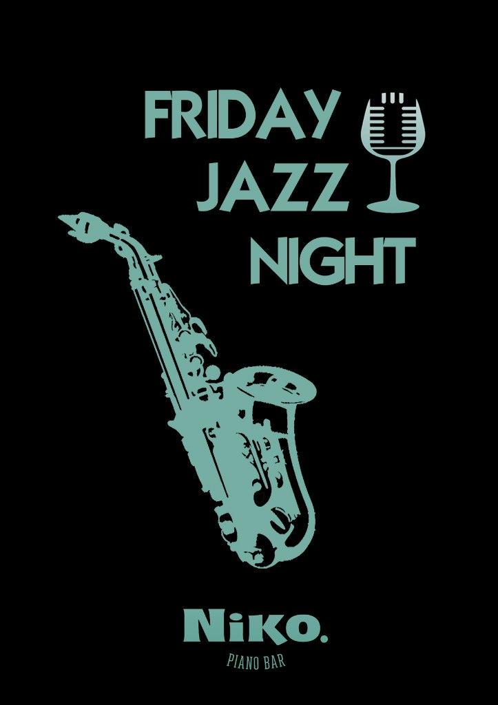 Jazz в Pianobar Niko