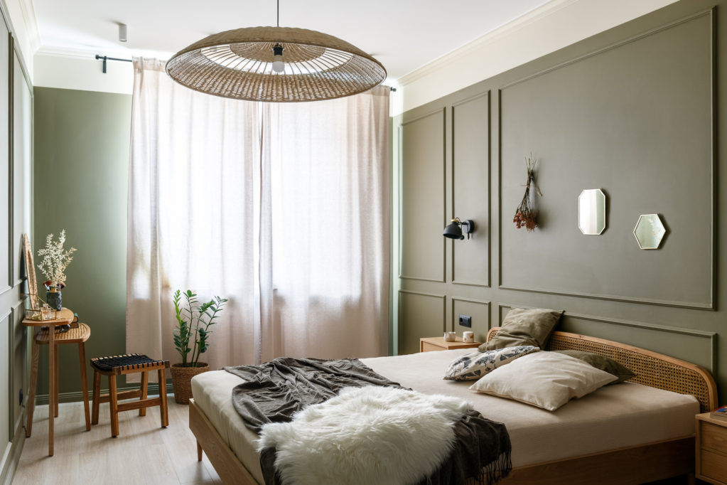 Квартира в Санкт-Петербурге, 44 м² от Марии Гуляевой