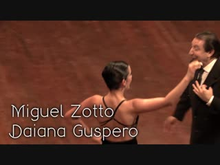 Miguel zotto & daiana guspero, tango