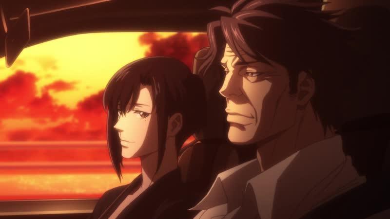 Psycho Pass Грешники системы Дело №2 Первый страж Перевод GMC