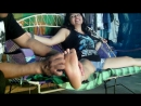 """Daniella """"indefensa"""" foot tickling ,first time (PREVIEW)"""