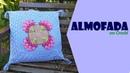 Чехол для подушки Мега квадрат - тюльпаны