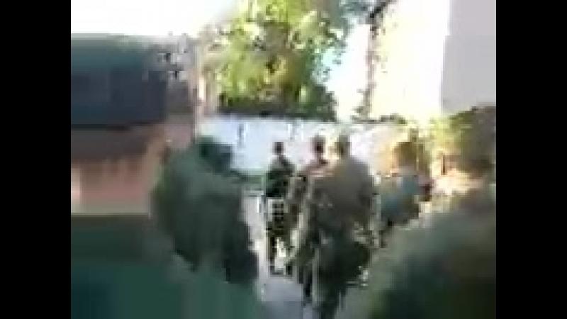 1 стрелковая рота ББО п.Власиха