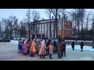 Сегодня в Зеленодольскесостоялся ХХ! Рождественский фестивальпесни и танца «Свет Вифлеемской звезды -2020». Он посвящён светл
