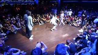 Les Twins vs. Zamounda Crew   All-styles Final : Top Status   Freestyle Session 15 Year  