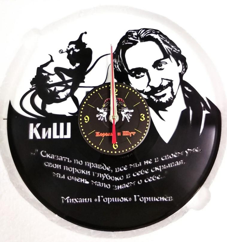 Эволюция изготовления часов и других изделий из виниловых пластинок, изображение №31