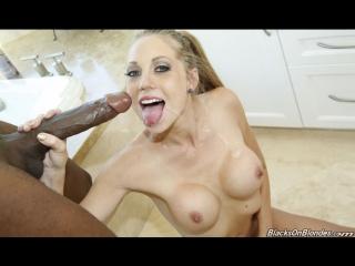 Shawna Lenee - BlacksOnBlondes  HD 1080, Big Tits, Black, Blonde, Blowjob, Cumsh